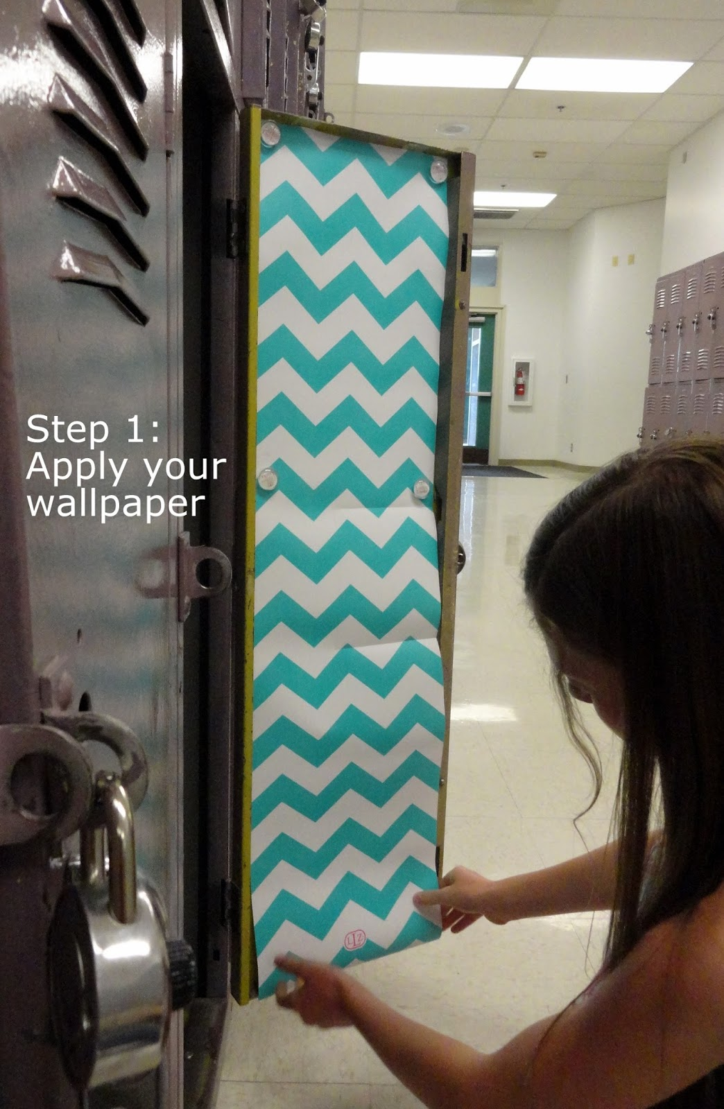 simple steps to decorating a fabulous locker with Locker Lookz 1044x1600