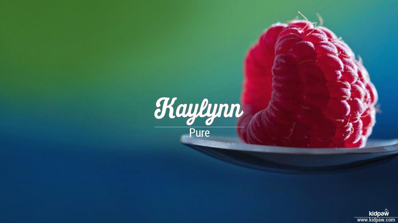 Kaylynn 3D Name Wallpaper for Mobile Write Name on Photo Online 1366x768
