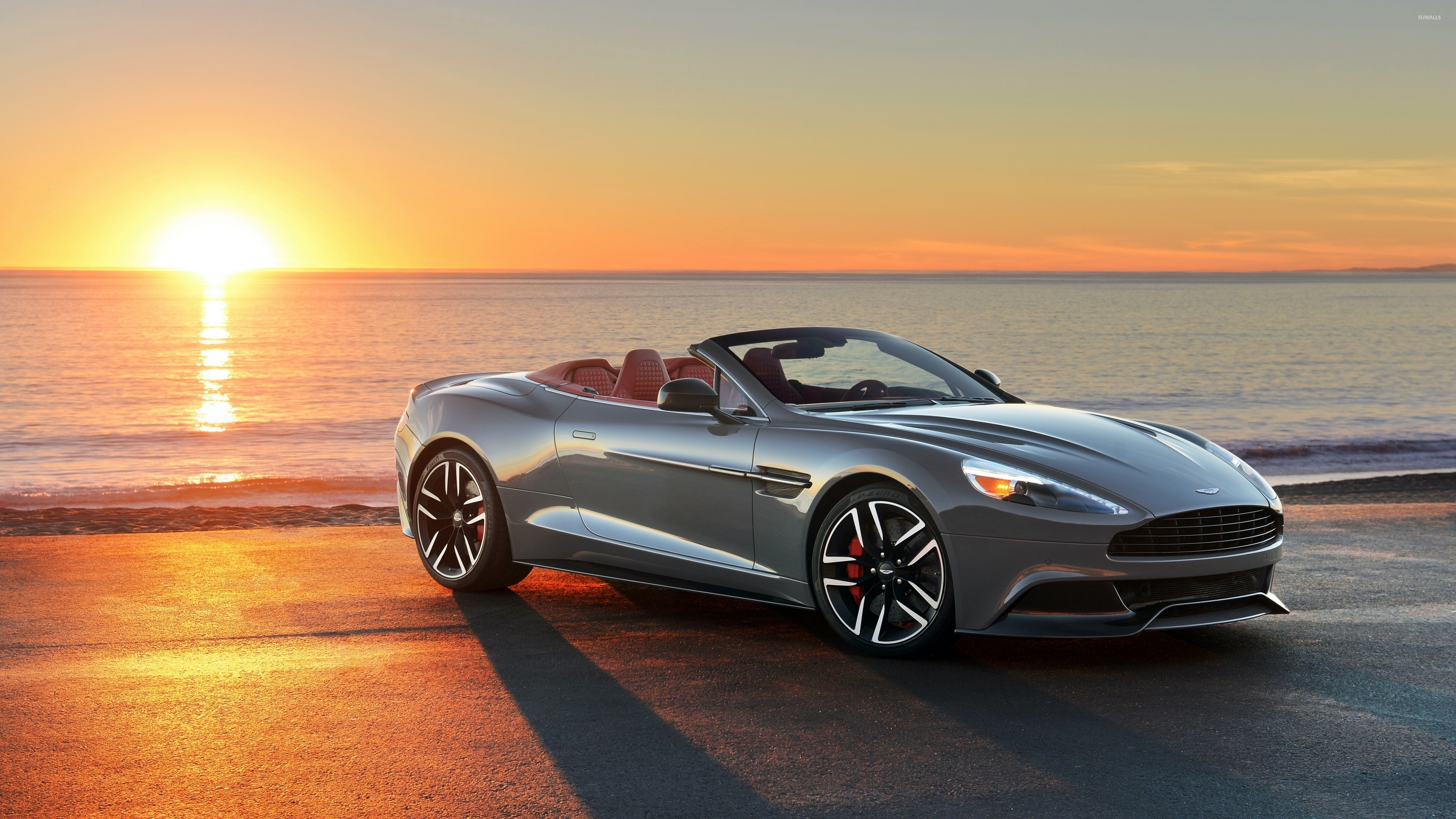 Aston Martin Vanquish [3] wallpaper   Car wallpapers   46932 3840x2160