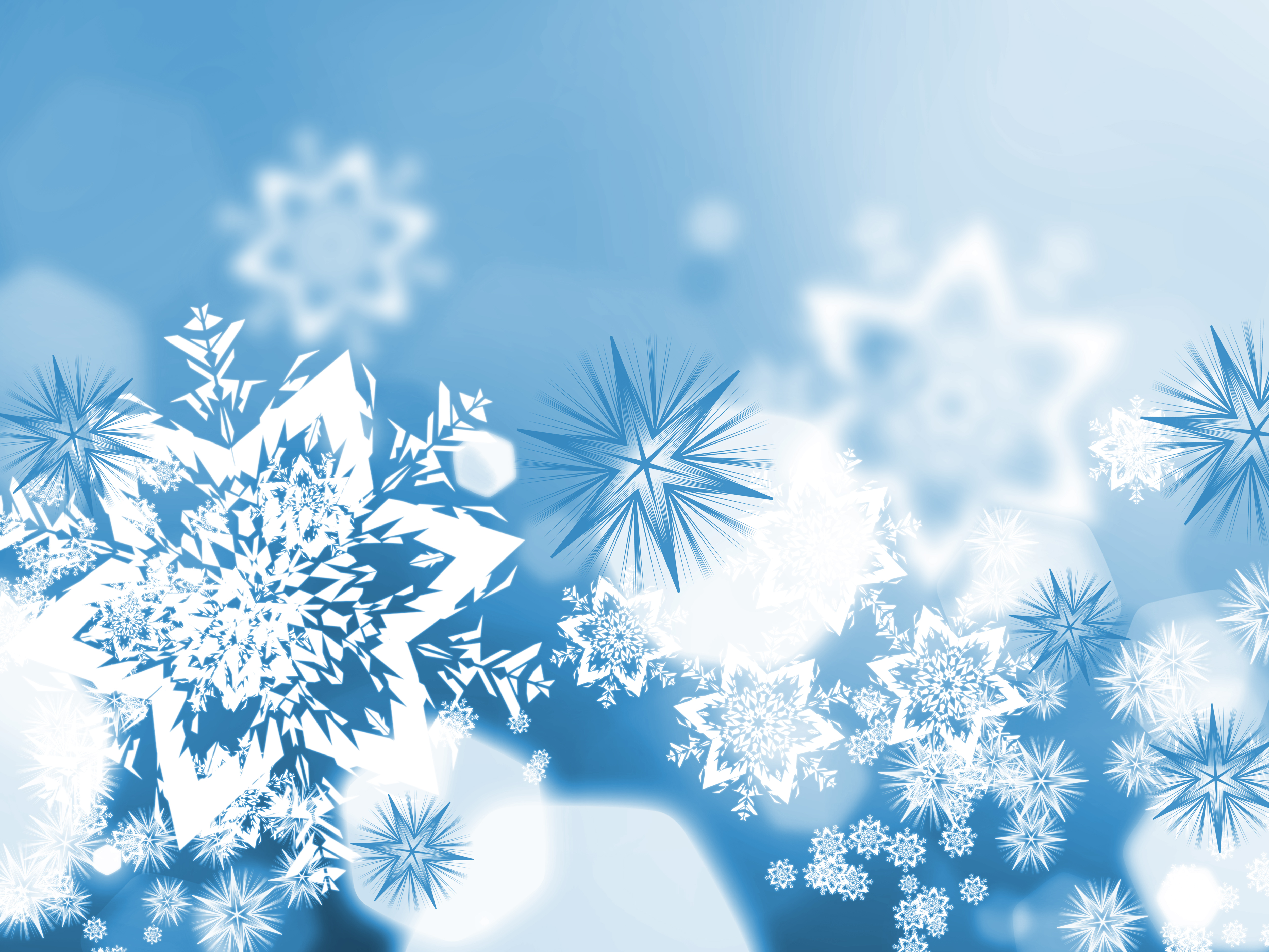 Зима фон картинки