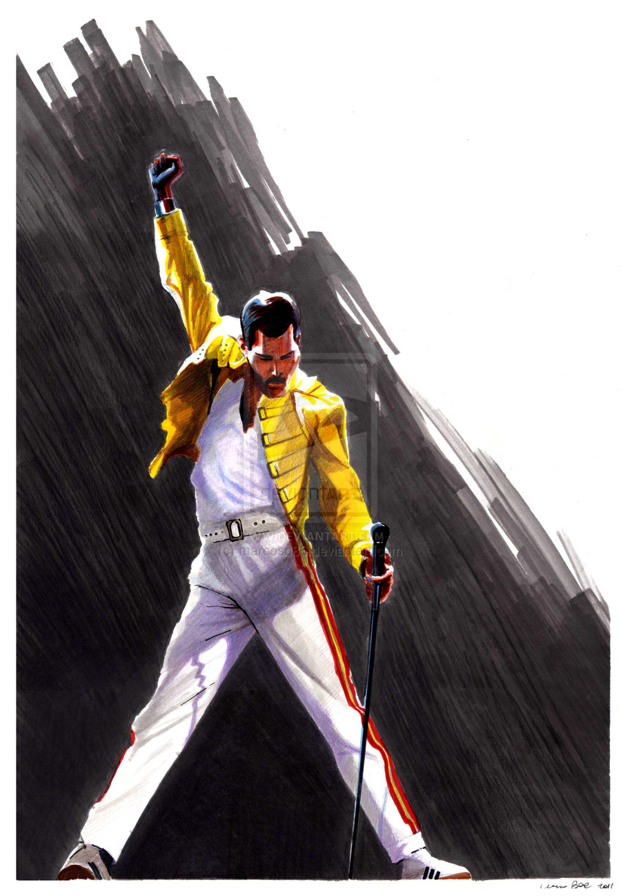 Download Freddie Mercury Wallpaper