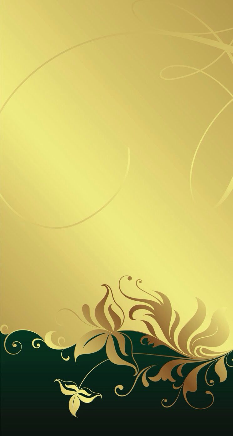 gold classical background My Board in 2019 Wallpaper 744x1392