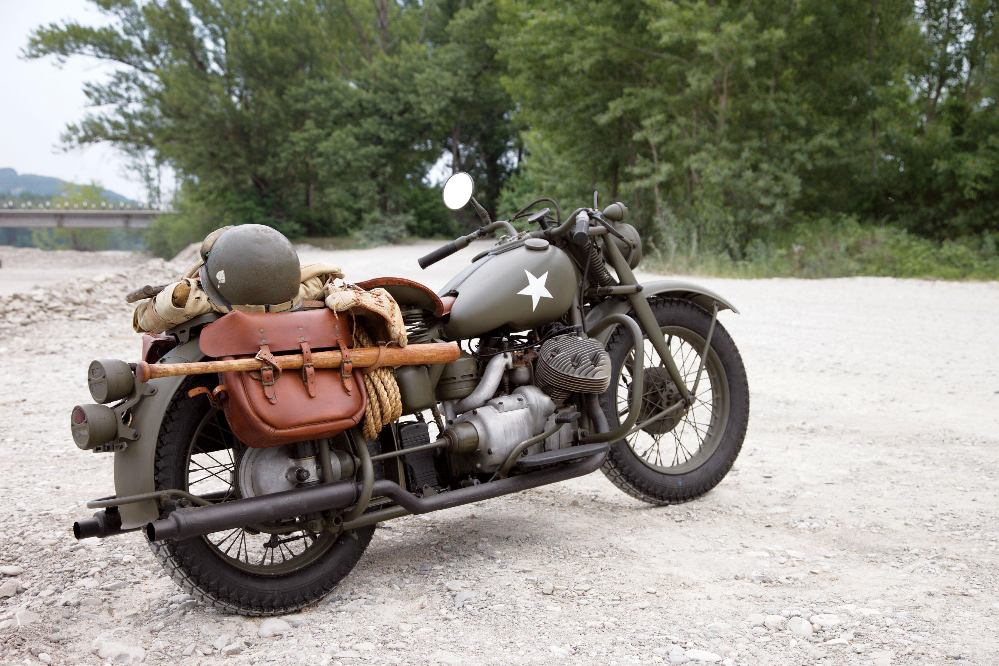 BMW vintage retro motorbike motorcycle bike classic 3350x2233
