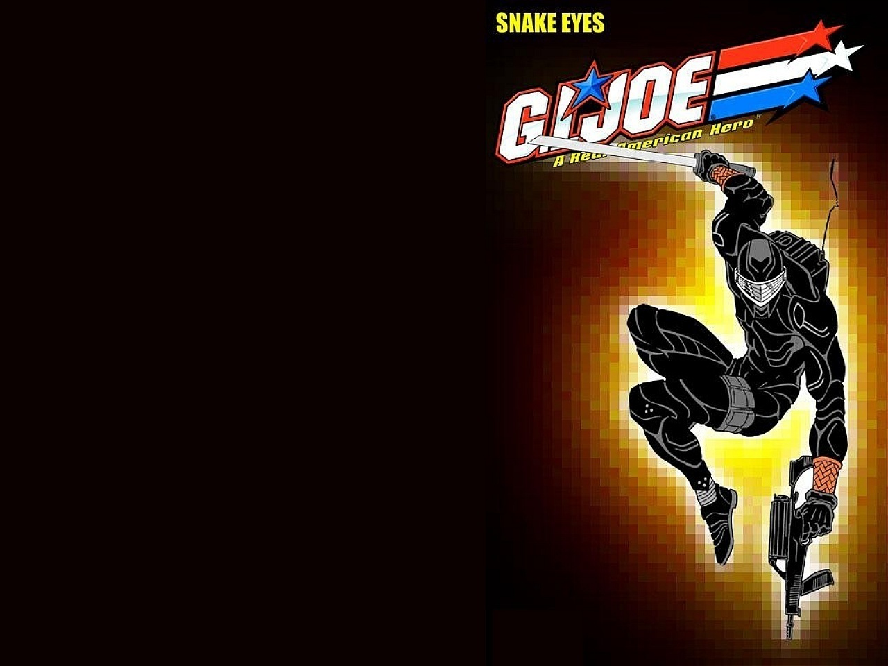 GI Joe   Snake Eyes   Wallpaper 18517 1280x960