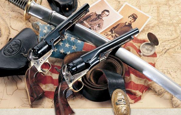 Wallpaper colt army model 1860 44 caliber colt 1860 guns of the 596x380