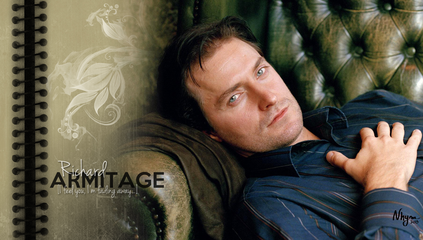 Richard Armitage Wallpaper   Richard Armitage Photo 1800x1024