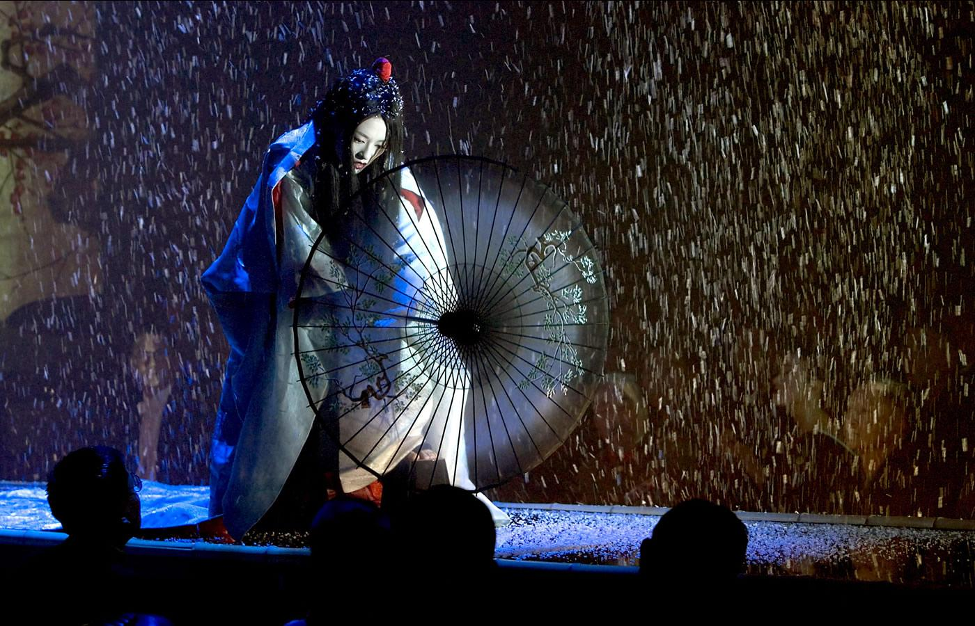 Memoirs of a geisha   62005   High Quality and Resolution 1400x900