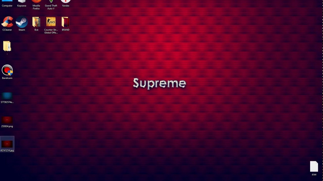 Supreme Wallpaper 77 Wallpapers HD Wallpapers 1280x720