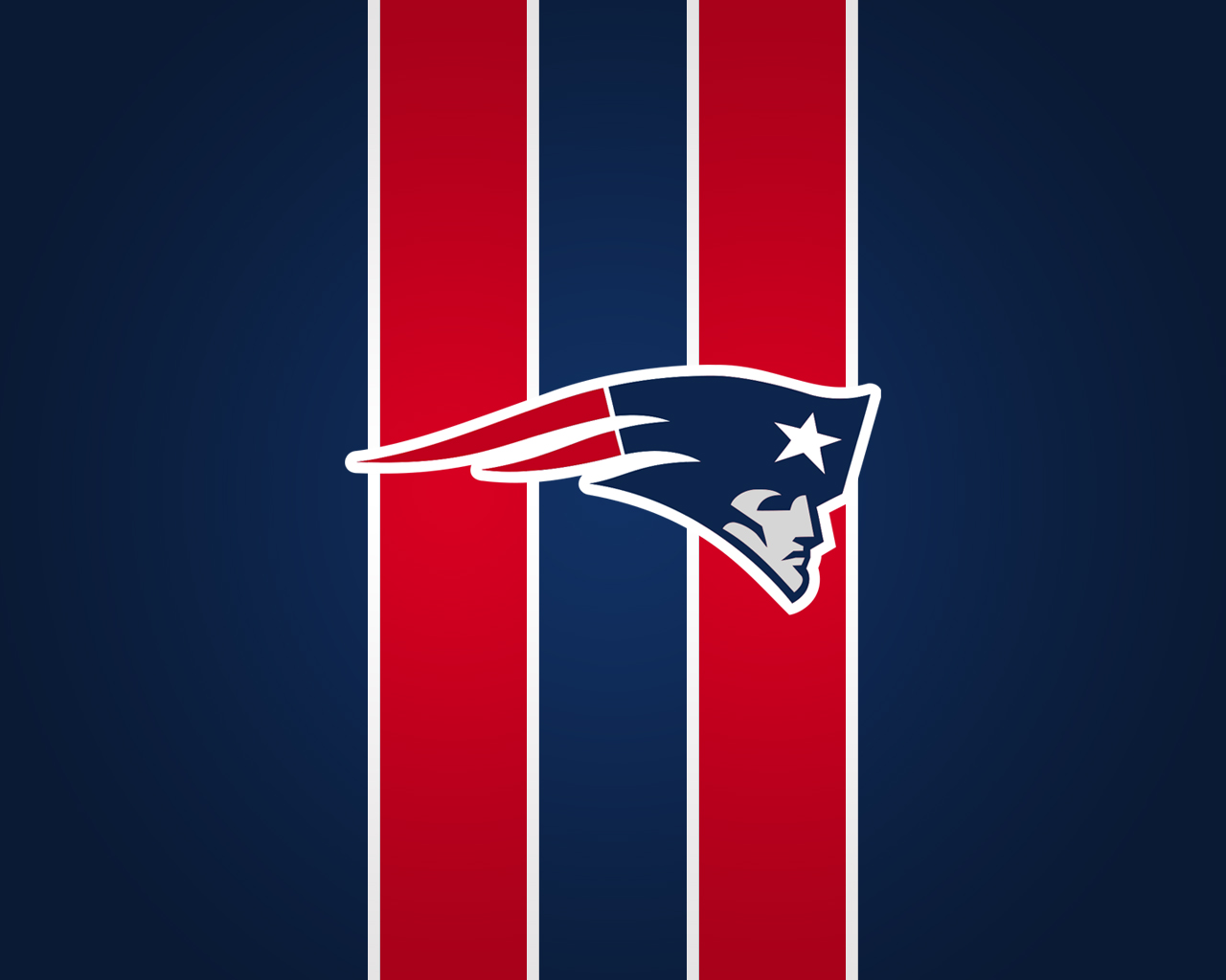 latest NFL Wallpapers   New England Patriots Logo wallpaper 1280x1024