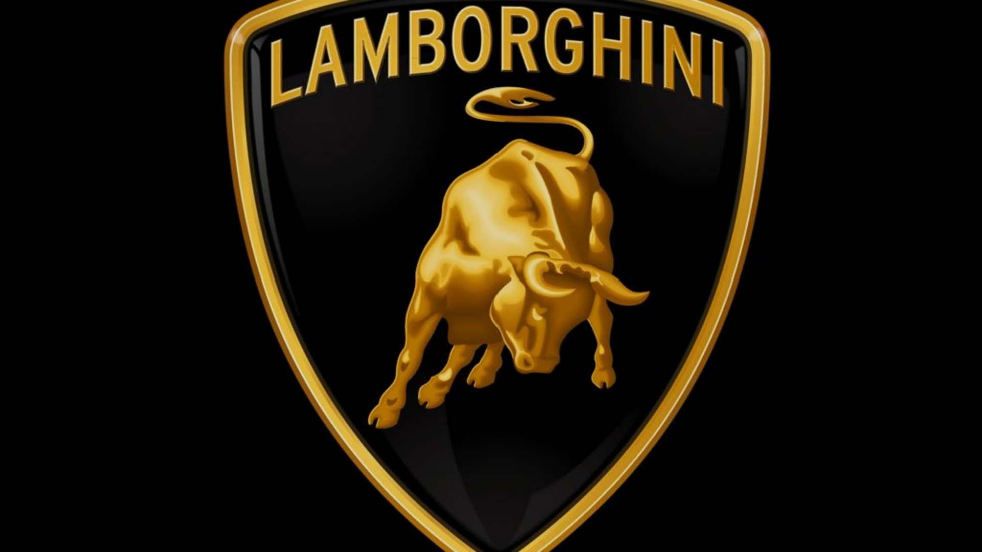 Lamborghini high resolution wallpaper wallpapersafari - Lamborghini symbol wallpaper ...