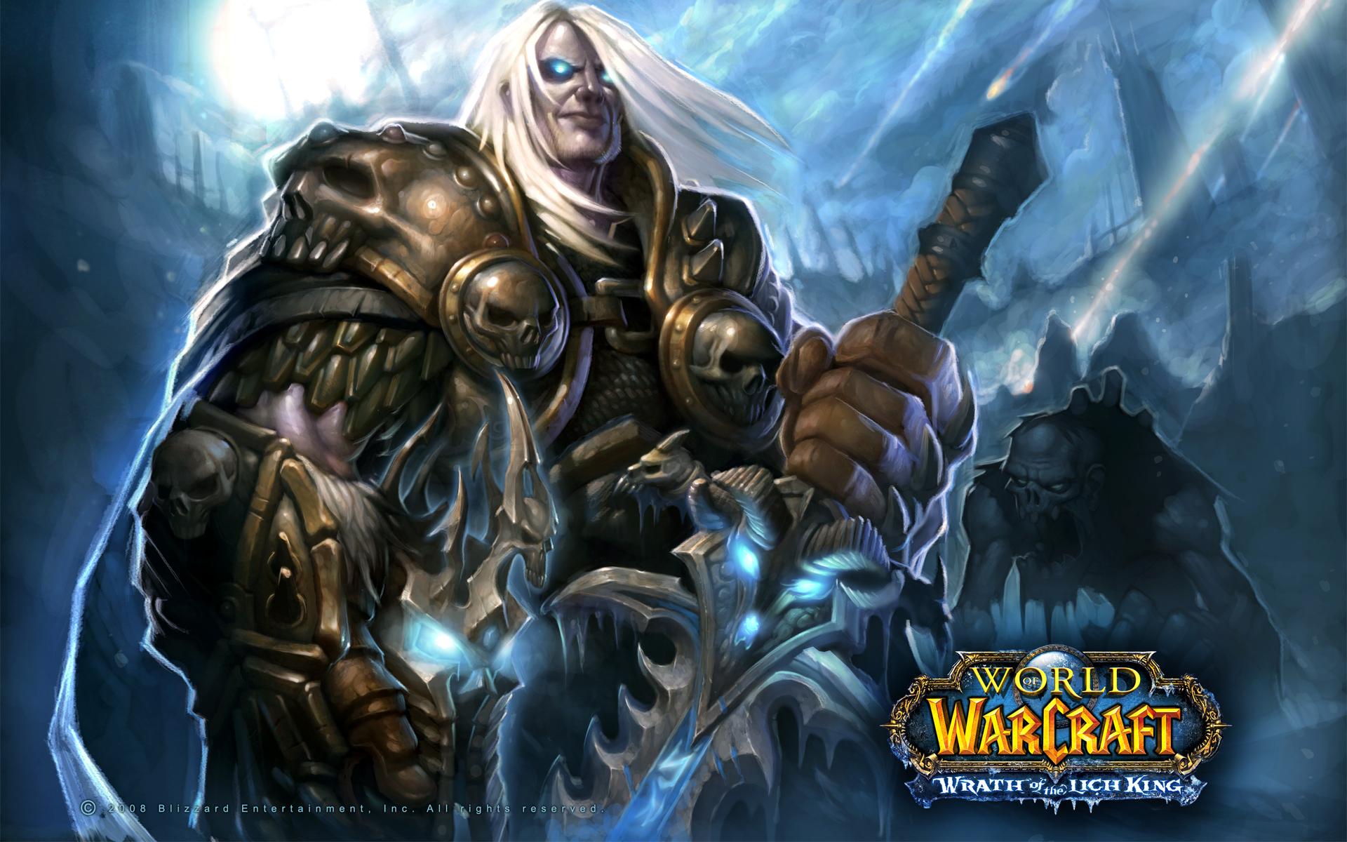 46 Warcraft Hd Wallpapers On Wallpapersafari