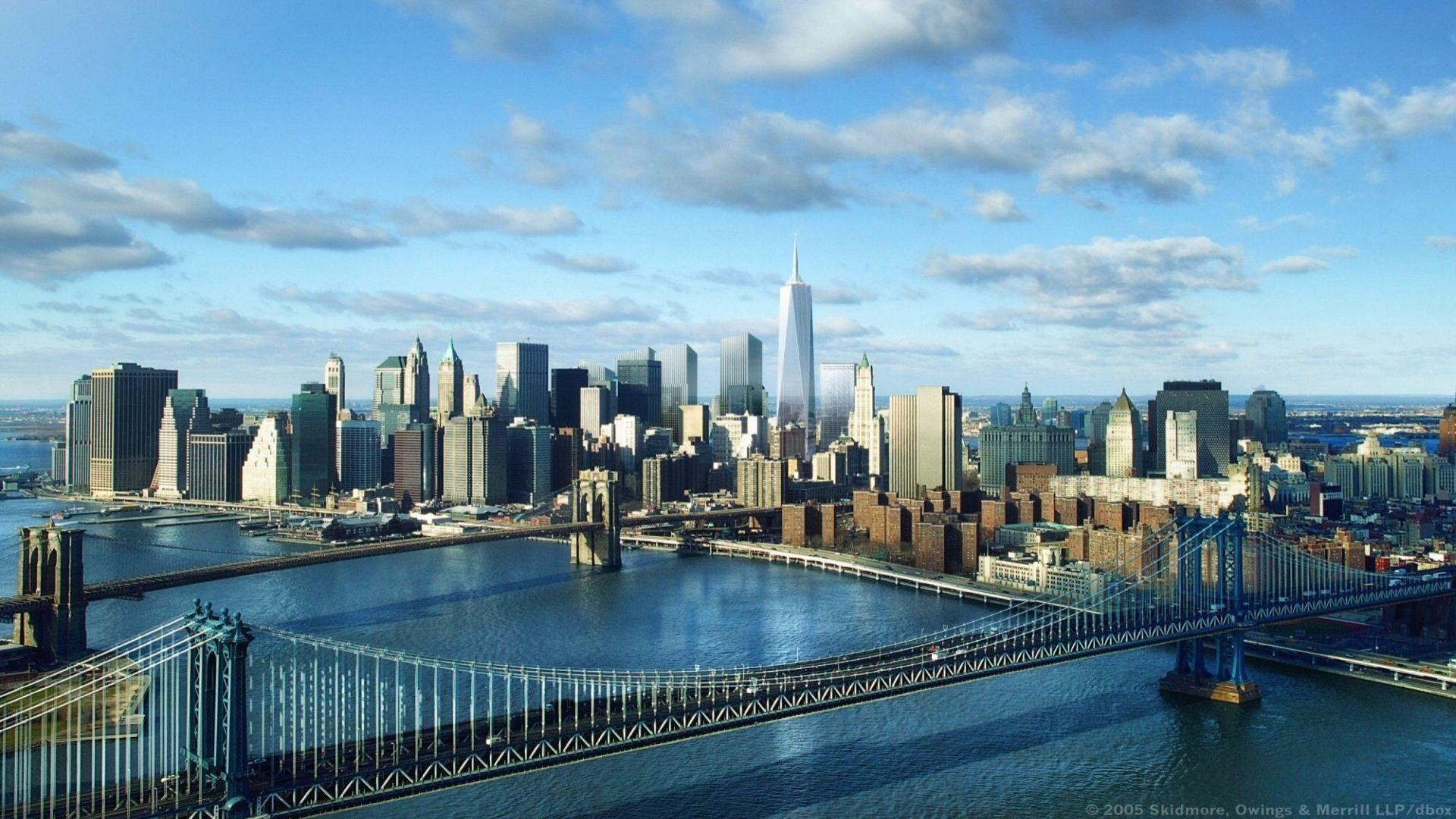 New York Wallpapers Desktop 1920x1080
