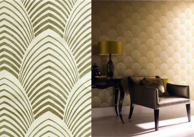 Harlequin Arkona Deco Pale Brown   60765 Wallpaper Wallpapersalesco 637x450