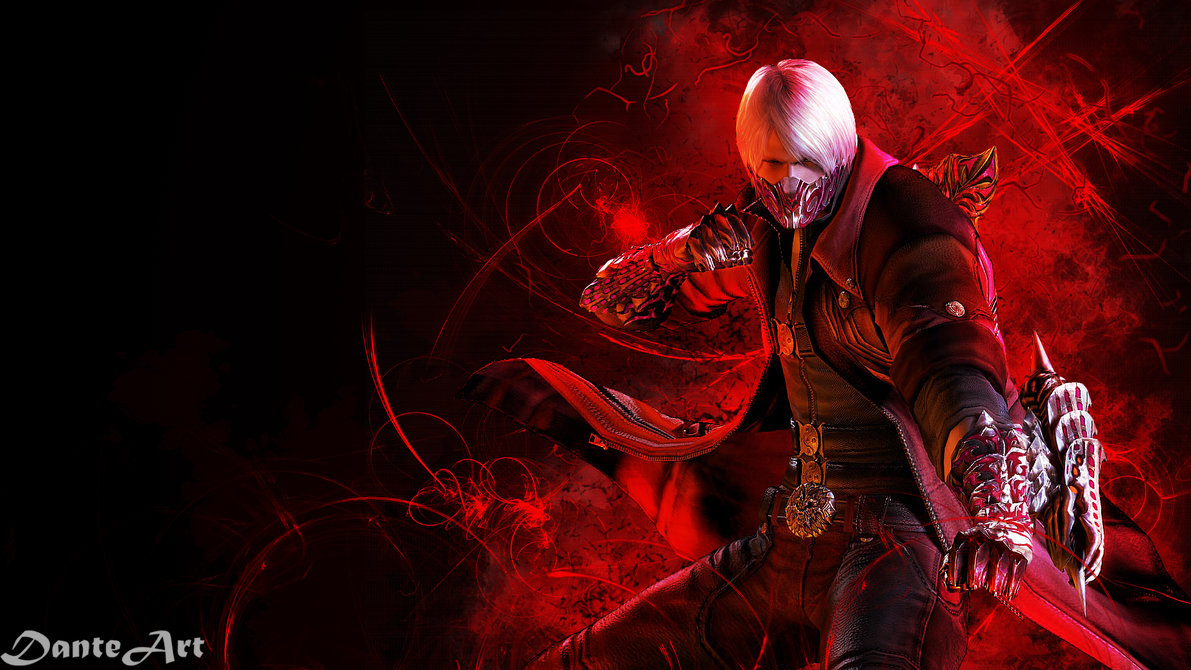 73 Dante Devil May Cry Wallpaper On Wallpapersafari