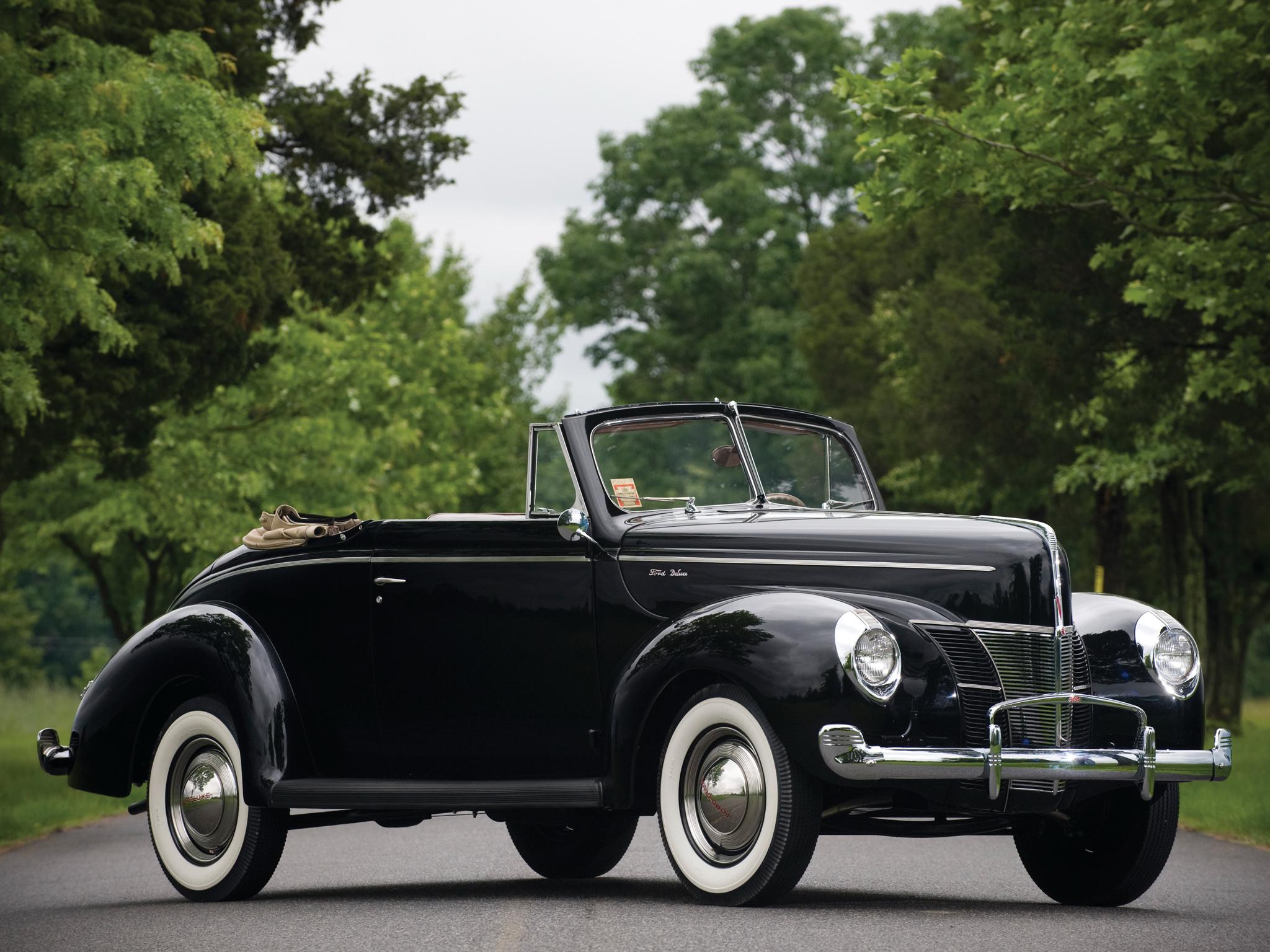 Classic Car Wallpaper And Screensavers