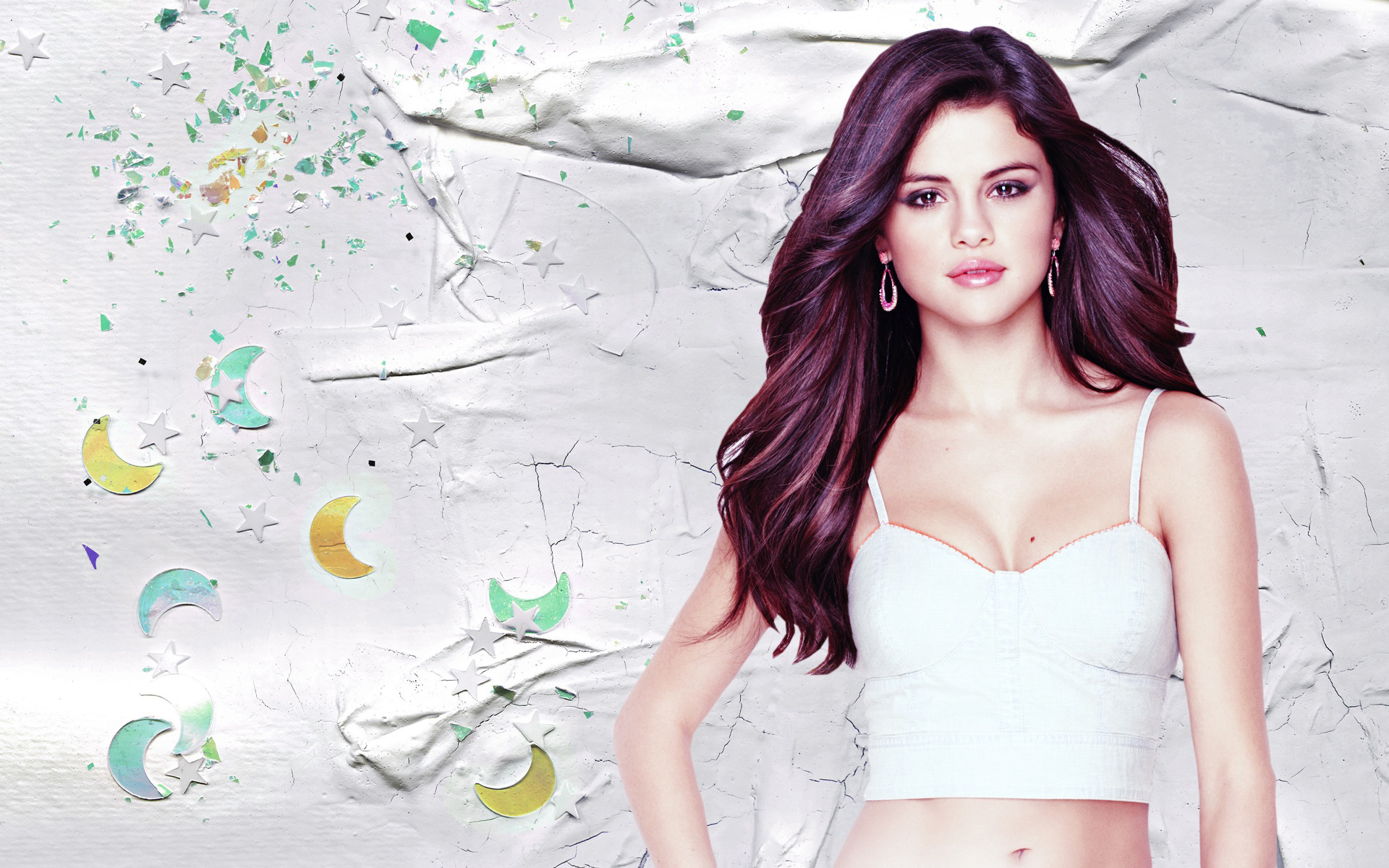 Selena Gomez We Own the Night Wallpapers HD Wallpapers 1920x1200