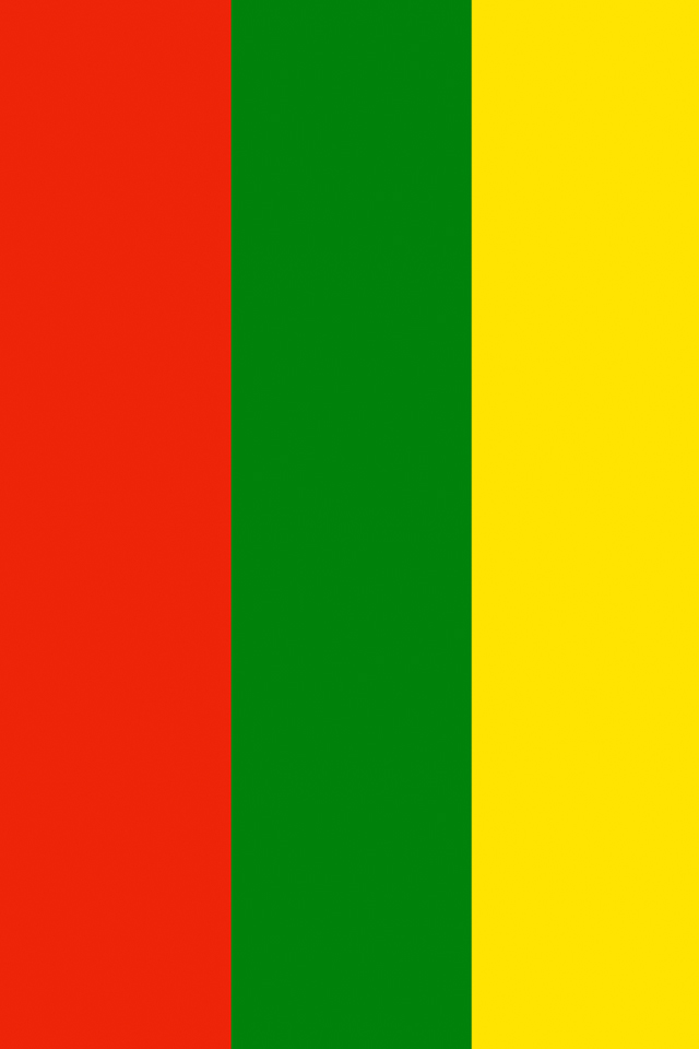 Lithuania Flag iPhone Wallpaper HD 640x960