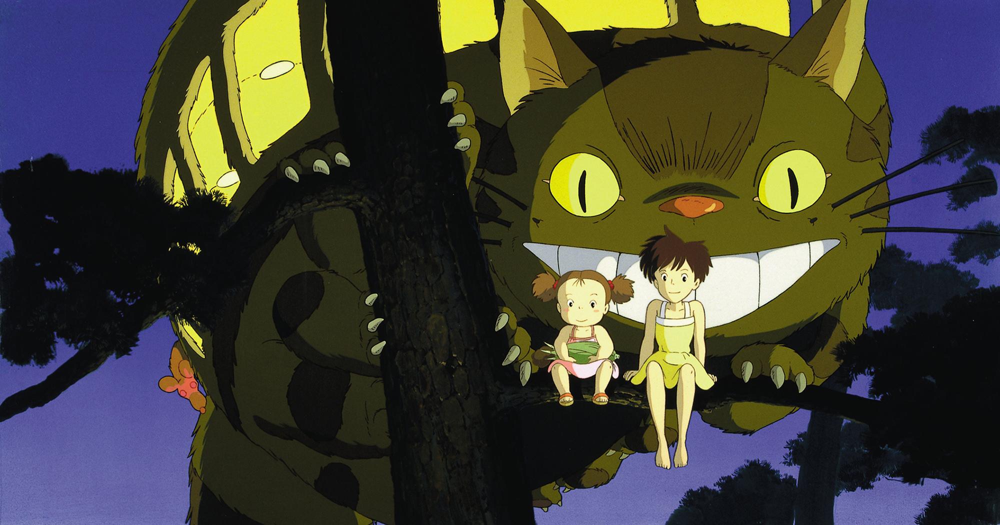 Free Download Totoro Wallpapers My Neighbor Totoro Wallpaper Anime
