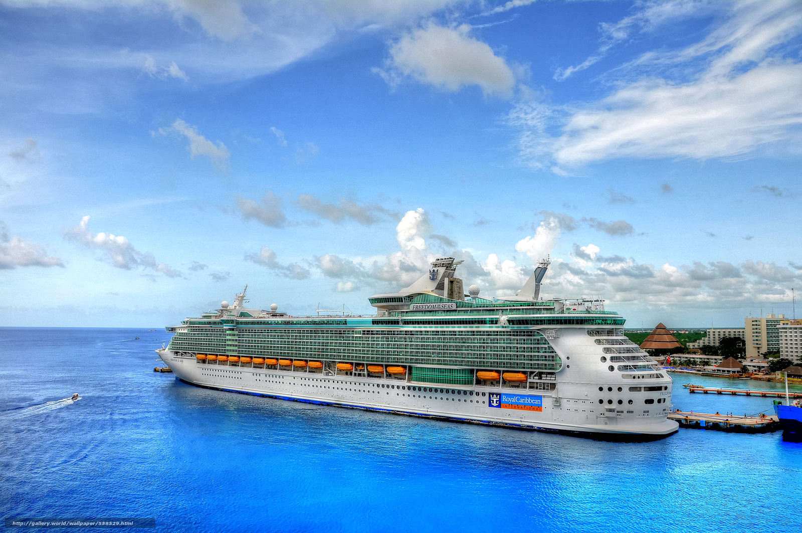 Download wallpaper sea ship cruise ship desktop wallpaper in 1600x1063