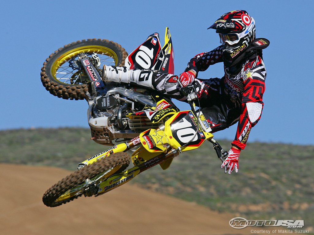 Motocross Wallpaper WallpaperSafari