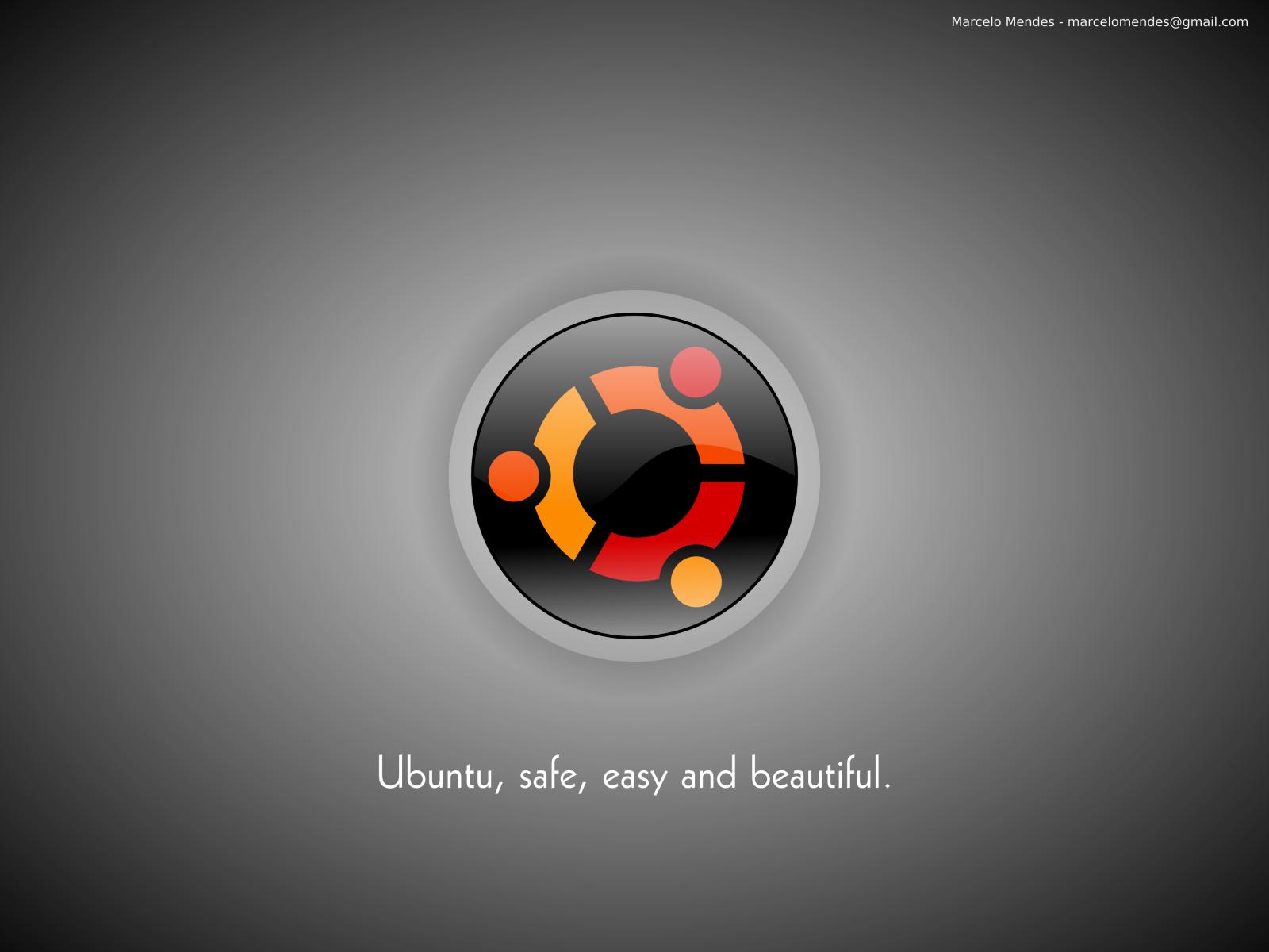 ubuntu wallpaper easy 250x250 Wallpapers Ubuntu 1600x1200