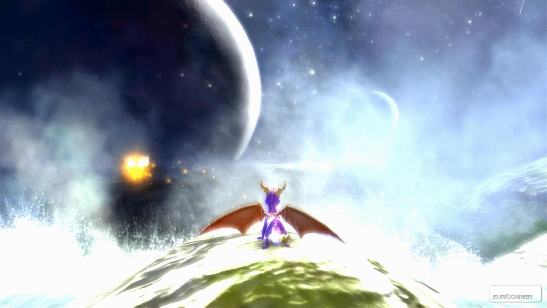 Free Download The Legend Of Spyro Dawn Of The Dragon Desktop