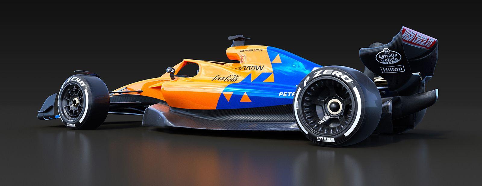 McLaren Racing   A new era of Formula 1 1600x620
