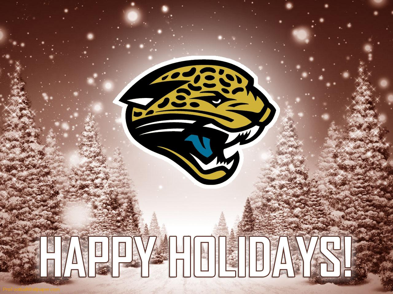 Jacksonville Jaguars Holidays Wallpaper 177506 HD Wallpaper Res 1280x960