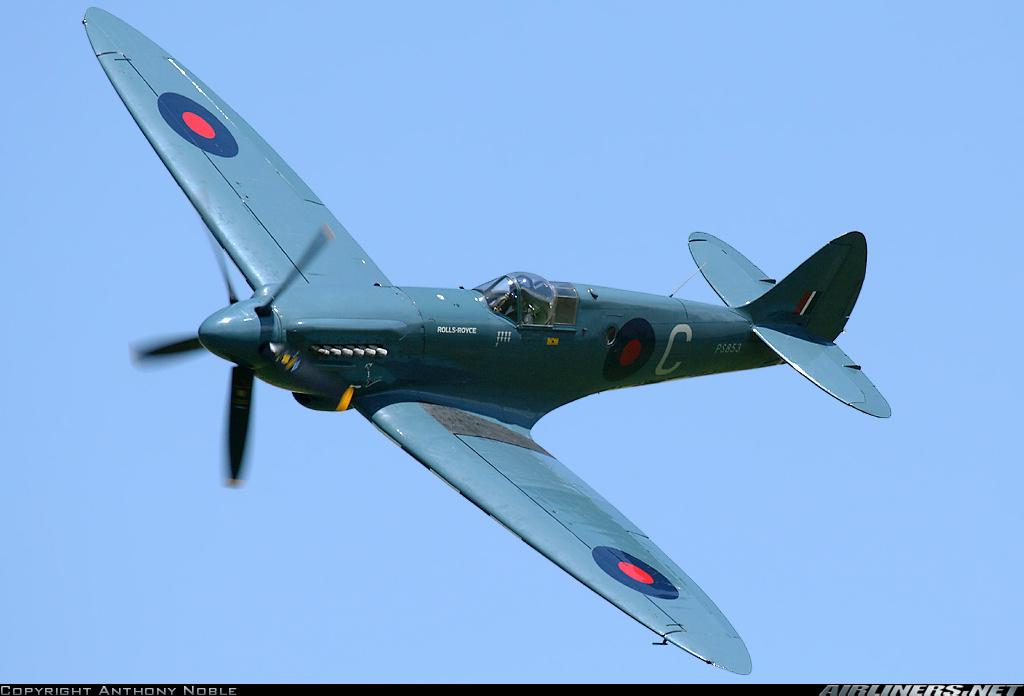 Supermarine Spitfire Mk 19 wallpaper   ForWallpapercom 1024x696