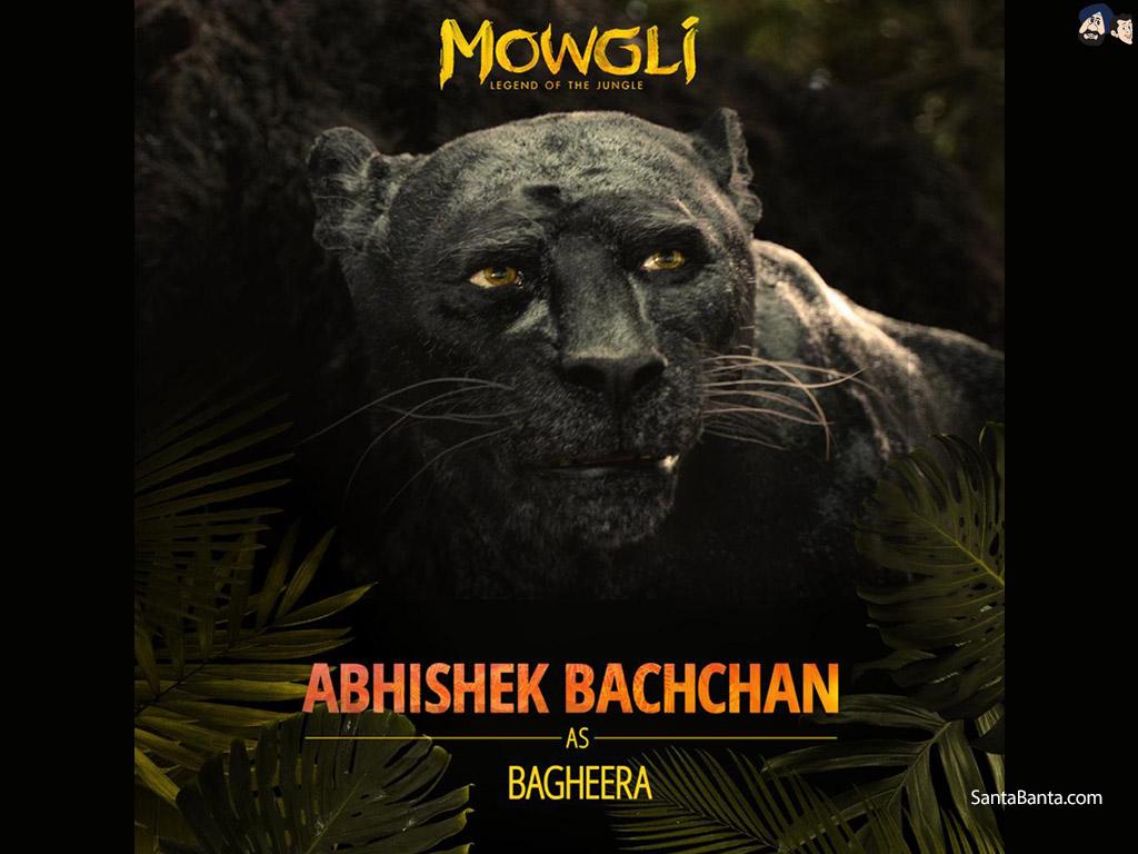 Mowgli Legend of the Jungle Wallpaper 3 1024x768
