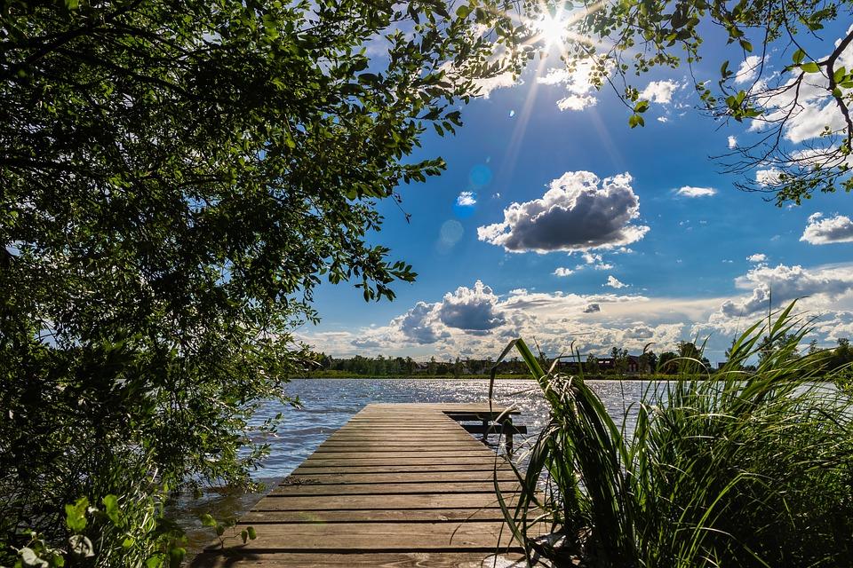 photo Desktop Background Background Landscape Nature Lake 960x640