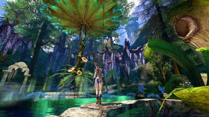 TERA Rising fantasy game green tera rising 700x394