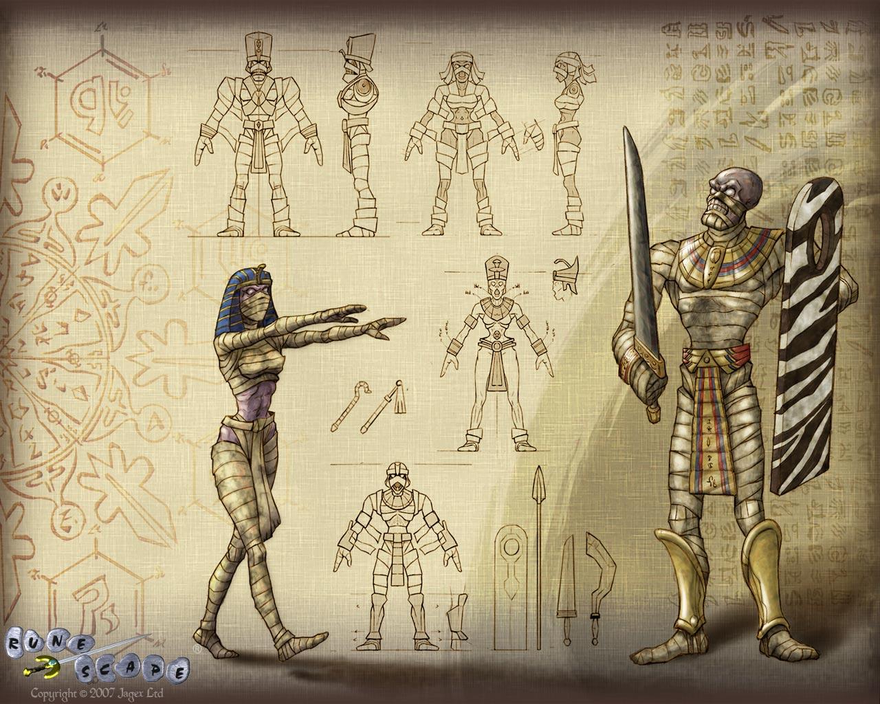 Wallpapers Thread Mummy Runescape Wallpaper Mummy Wallpaper Re 1280x1024