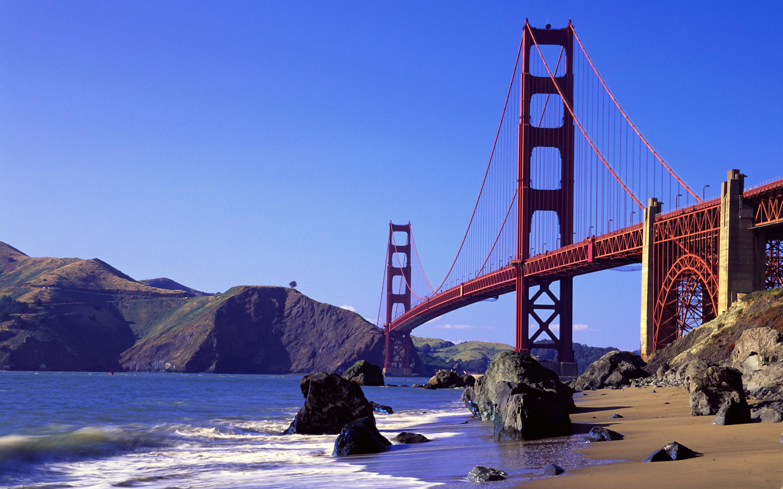 Golden Gate Bridge Wallpaper Desktop