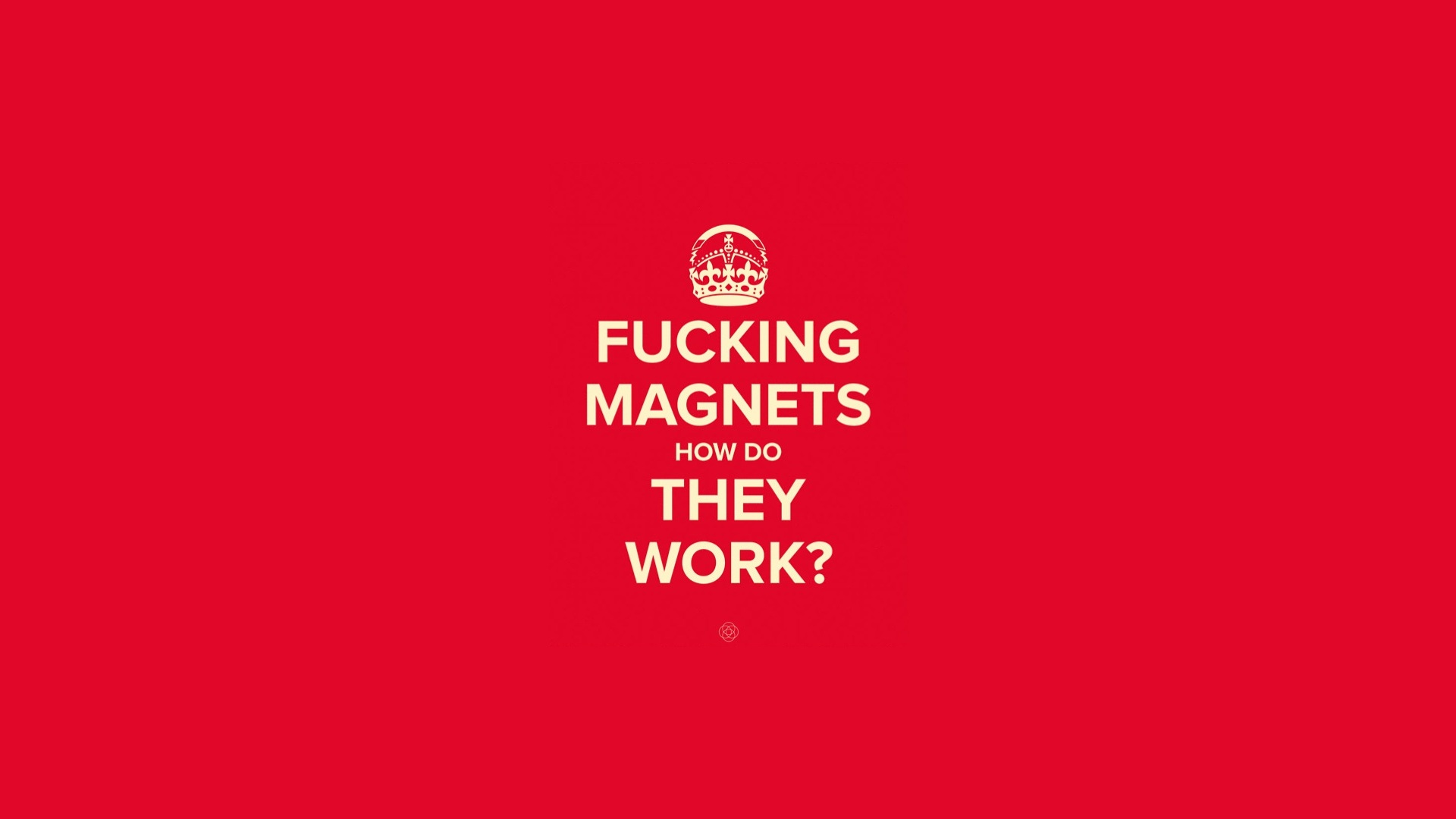 funny meme trolling magnets miracle keep calm and HD Wallpaper 1920x1080
