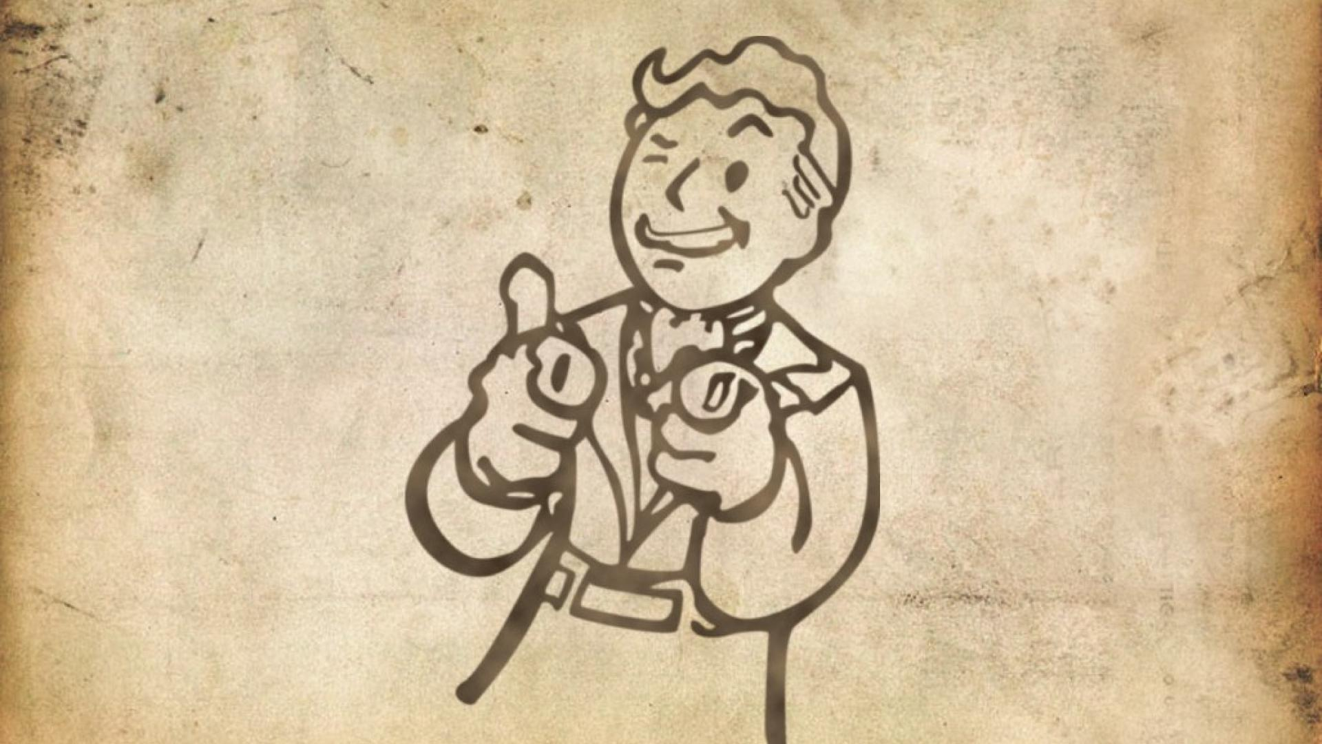 Free Download Fallout Vault Boy Hd Wallpaper 28115 Hq Desktop