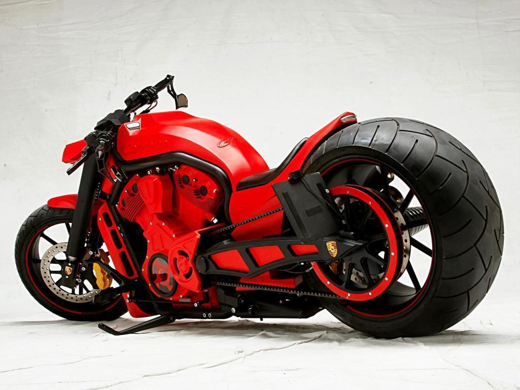 PORSCHE CUSTOM MOTORCYCLE   Motorcycles Wallpaper 16727537 1024x768