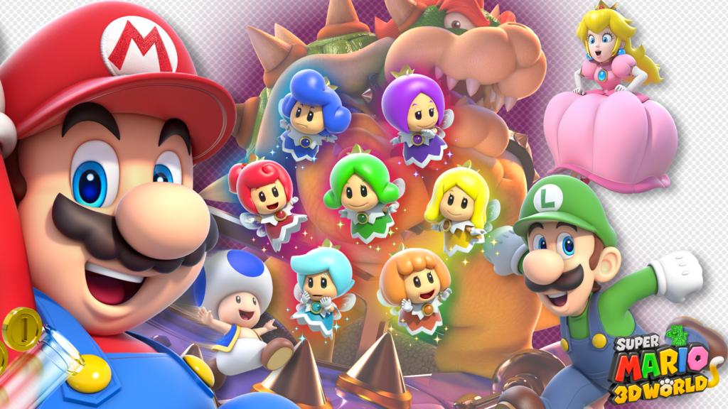 75 Super Mario World Wallpaper On Wallpapersafari