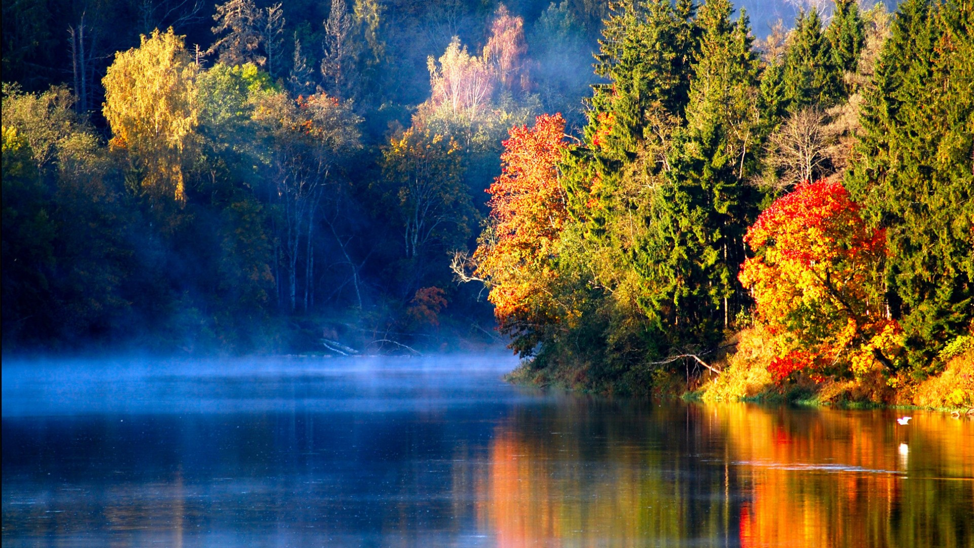 River Nature Wallpapers HD Pictures One HD Wallpaper 1920x1080