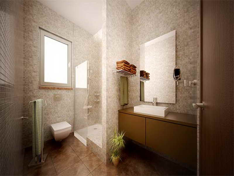 48 Vinyl Wallpaper For Bathrooms On, Vinyl Bathroom Wallpaper