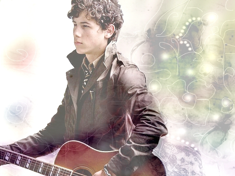 Nick Wallpaper   Nick Jonas Wallpaper 7784869 800x600