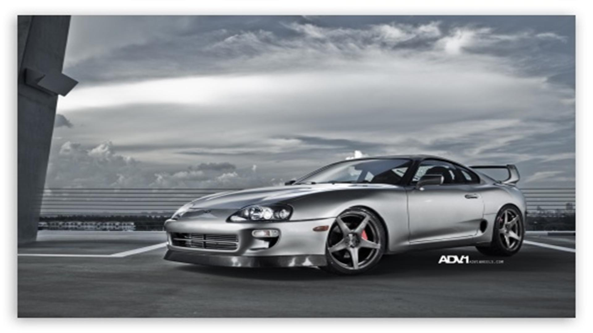 Toyota Supra Wallpapers 1920x1080