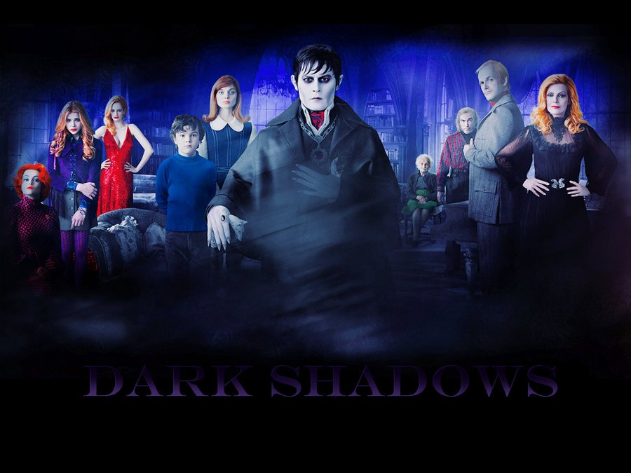 Dark Shadows Wallpaper by Seia5018 900x675