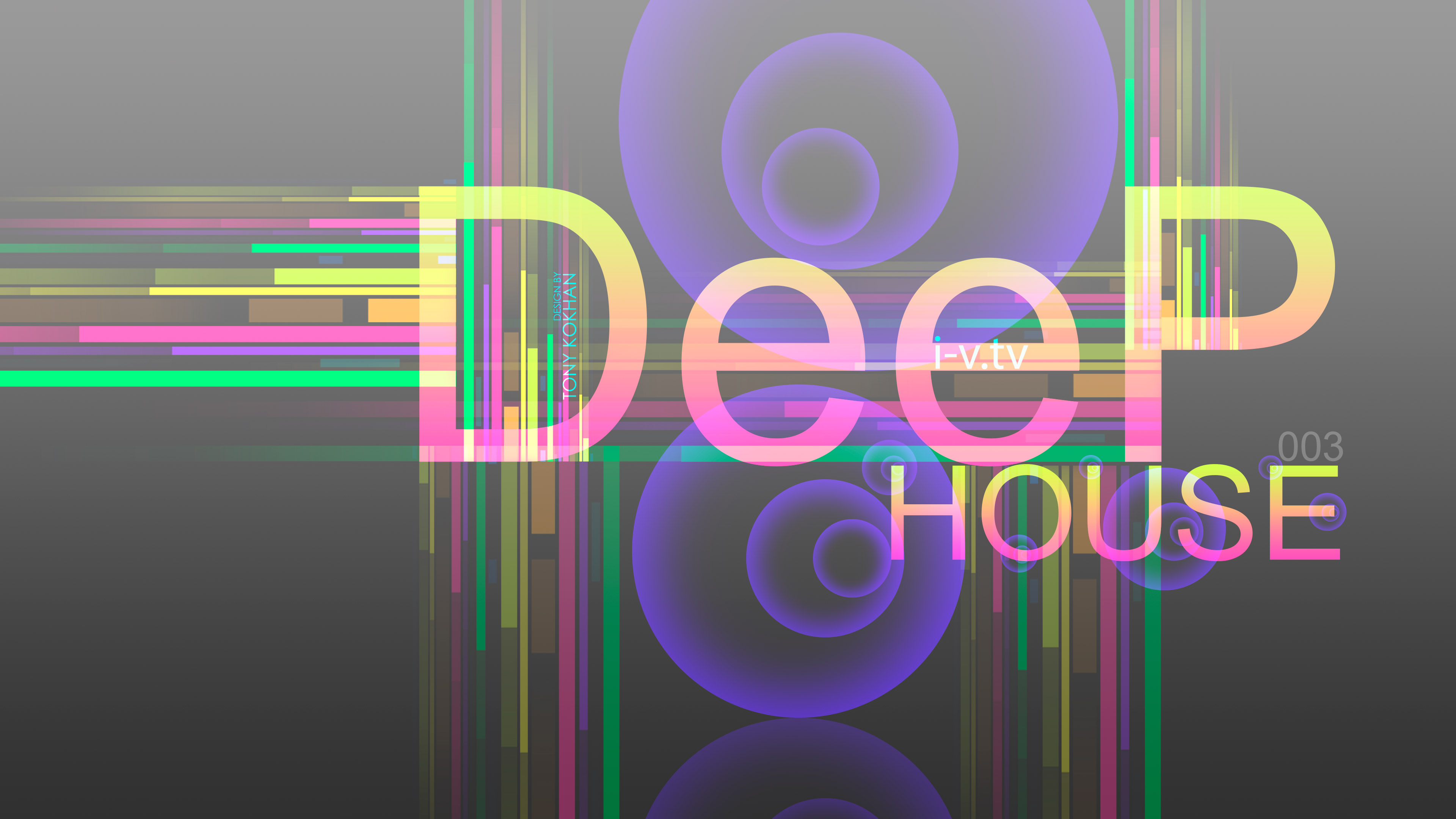 Deep House Music eQ Words Style 2015 Art Deep Three Sound 3840x2160