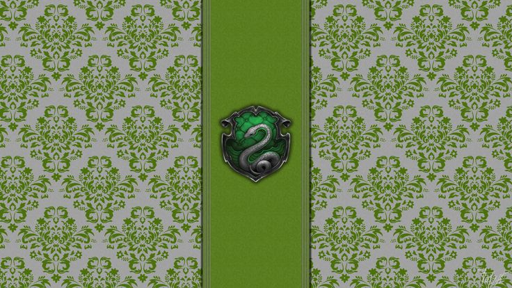 Desktop Wallpaper Slytherin Harry Potterbut mostly Hufflepuff 736x414