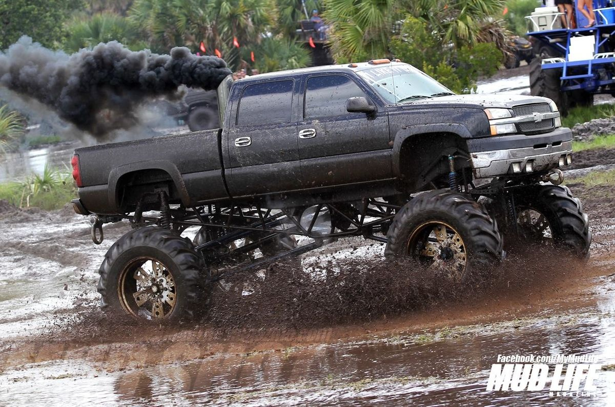 Mud Trucks Wallpaper Wallpapersafari