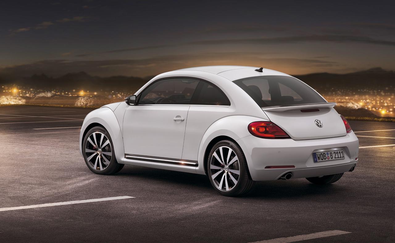 2012 Volkswagen Beetle Wallpaper 1280x789