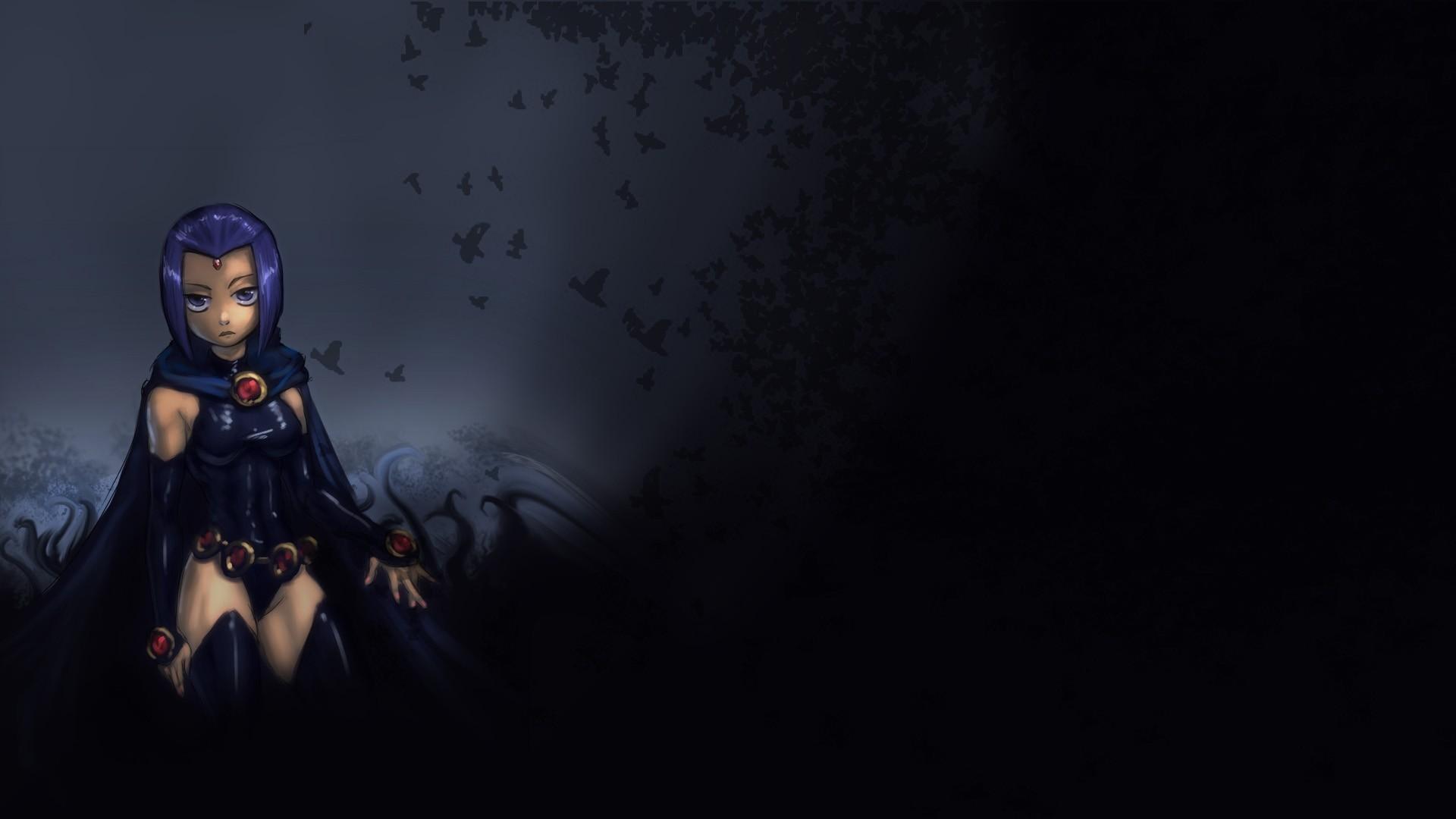 Raven   Teen Titans wallpaper   1034027 1920x1080