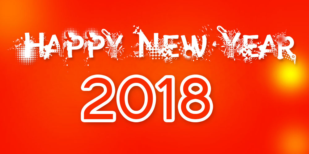 New Year 2018 Wallpaper Hd New Years Wallpapers Happy 1000x500