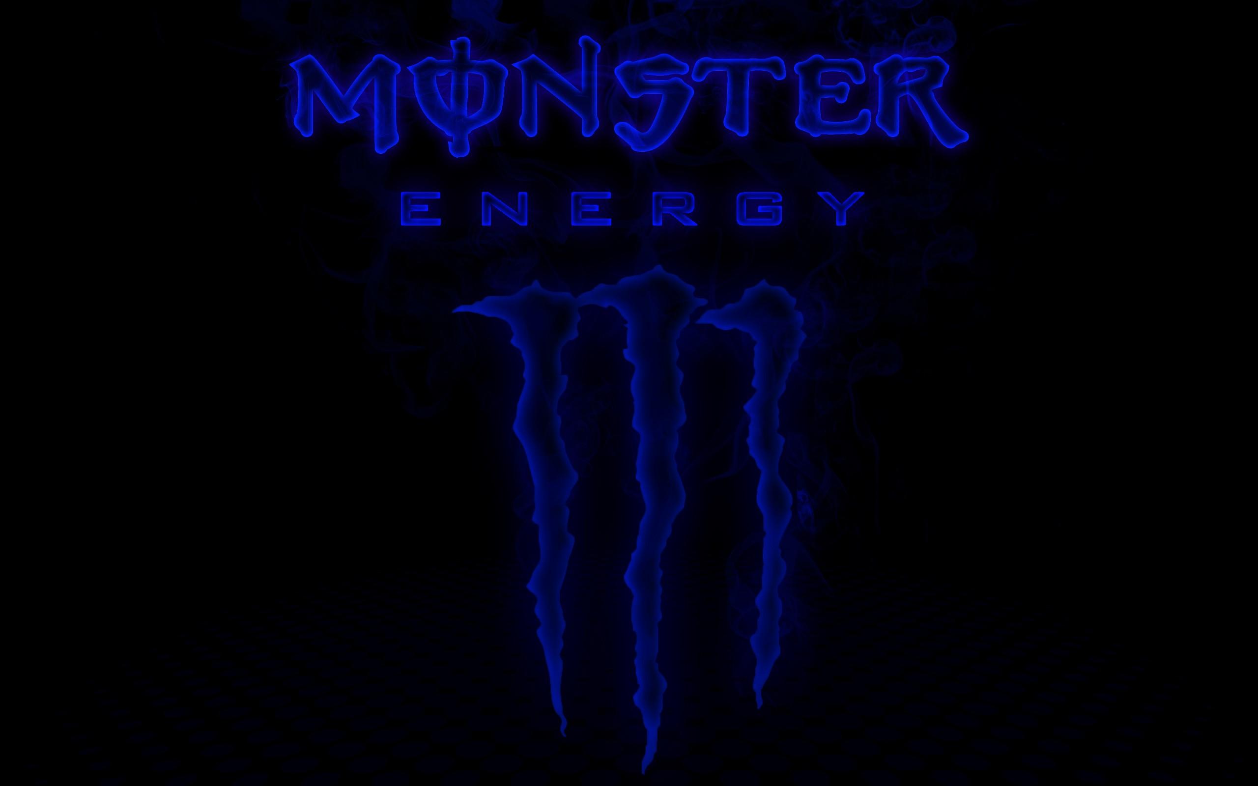 Blue Monster Wallpaper 2560x1600 Blue Monster Energy 2560x1600